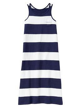 3555c1207d3a Striped maxi dress - Gap Kids 2013