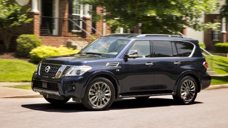 2020 Nissan Armada Reviews Price Specs Features And Photos Nissan Armada Nissan Nissan Infiniti