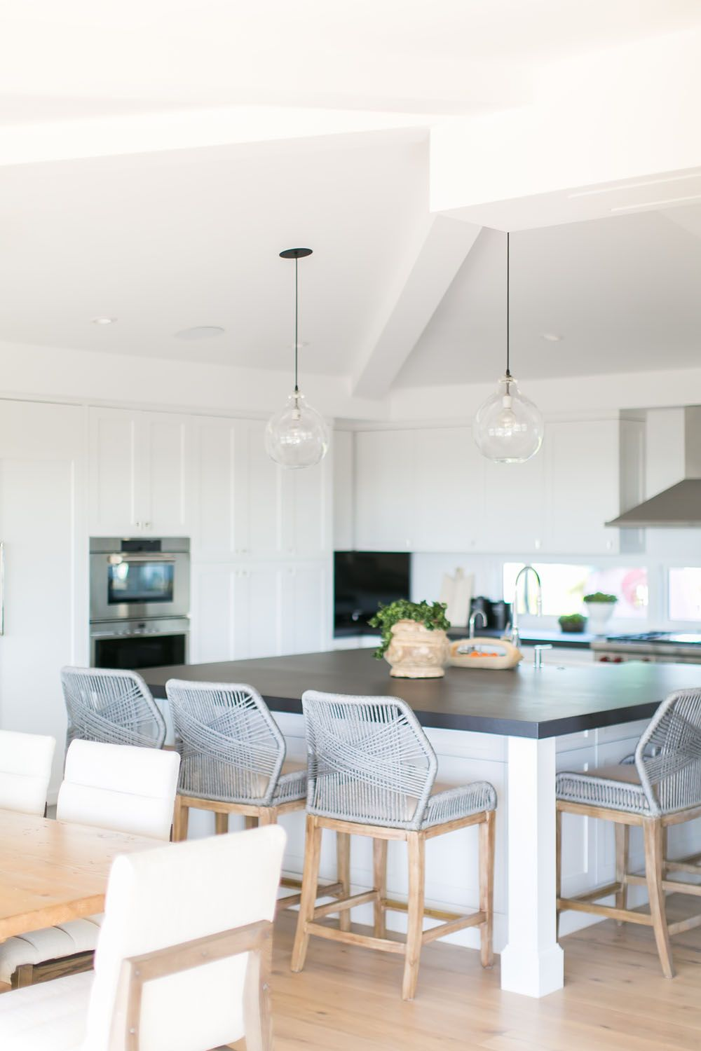 East Coast Style Finds a Home on the West Coast | Rue | Kitchen ...