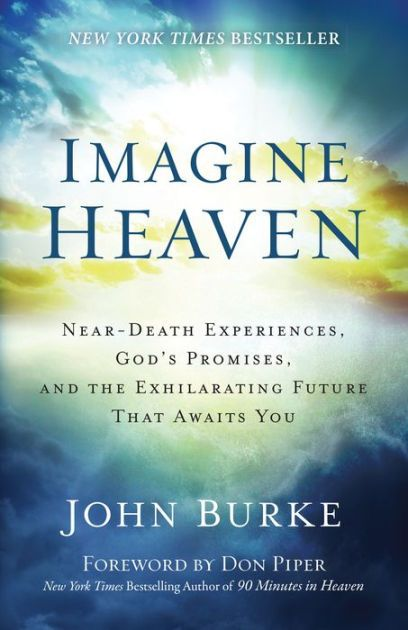 It's obvious from the bookshelves and the big screen that heaven is on everyone's mind. All of us long to know what life after death will be like. Bestselling...
