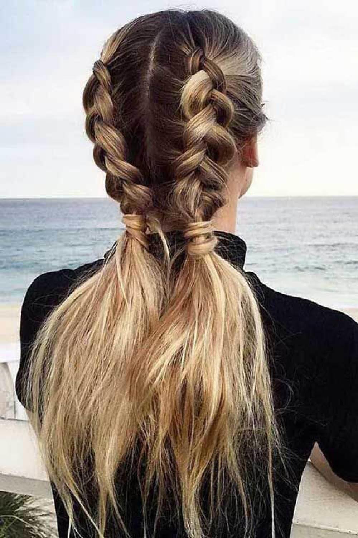Peinados Para Pelo Largo Que No Podrás Dejar De Mirar Peinados Deportivos Peinados Pelo Largo Trenzas Pelo Largo