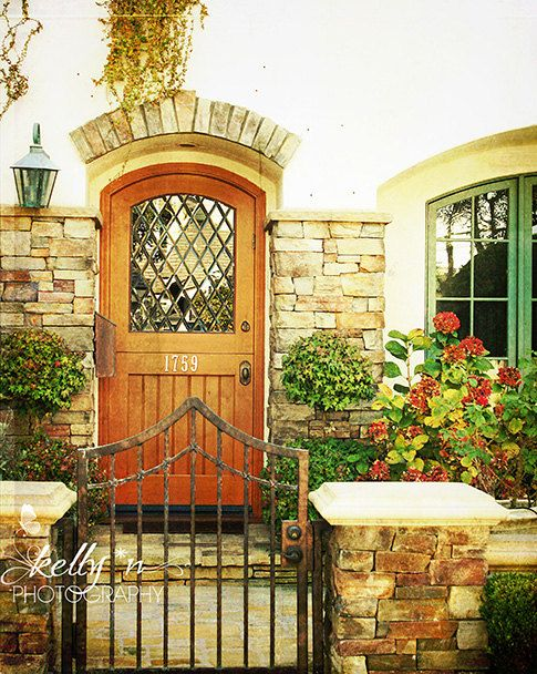 front door photographyEuro Style Dutch Door Photograph Cottage Door by kellynphotography