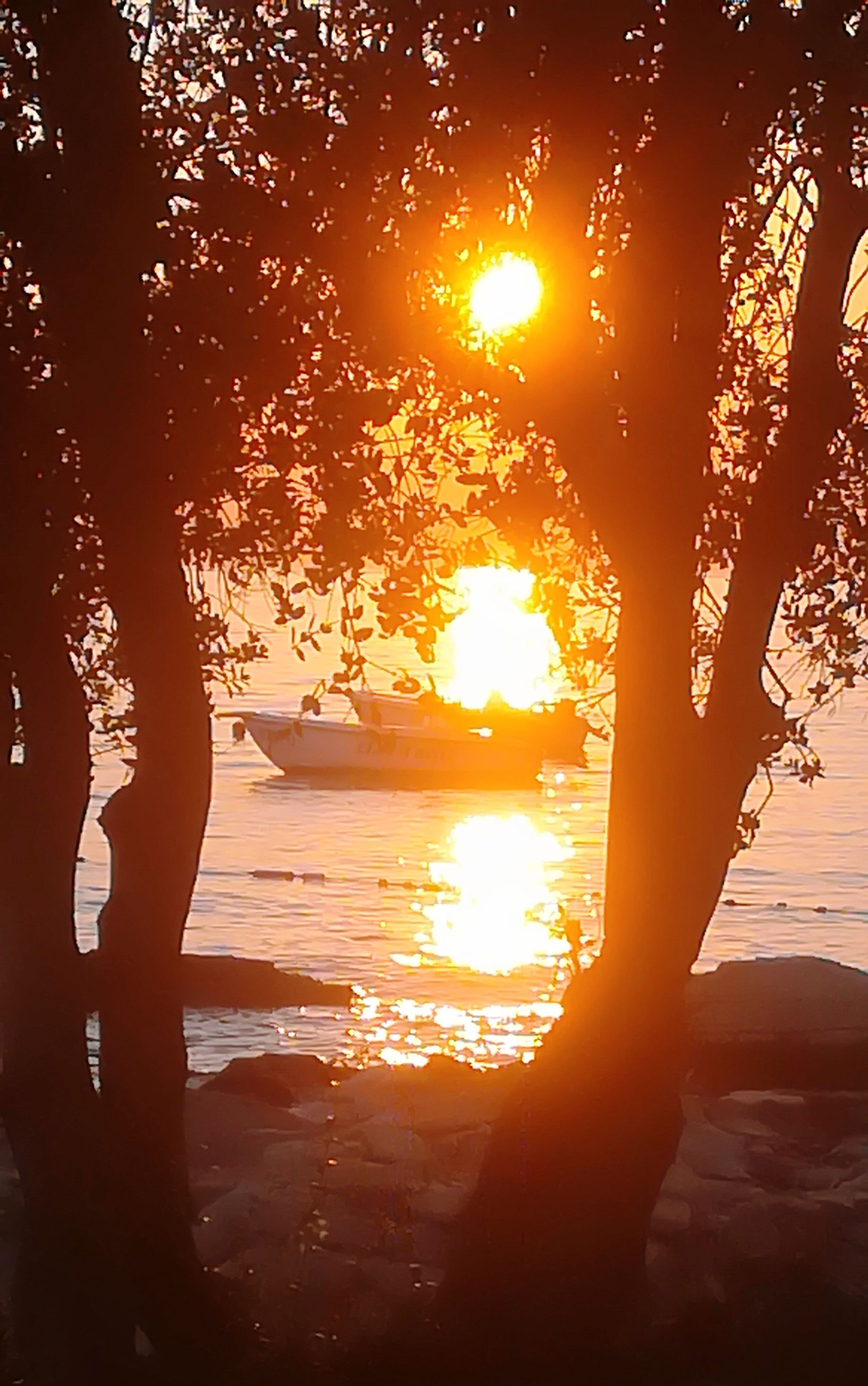 Sunset Porec Kap Istra Istria Istrien Istra Istrie Croatia Kroatien Kroatie Chorwacja Chorvatsko Croazie Porec Kroatie Croatia Photo Sunset