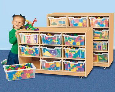 Can you imagine all the toys I could store??