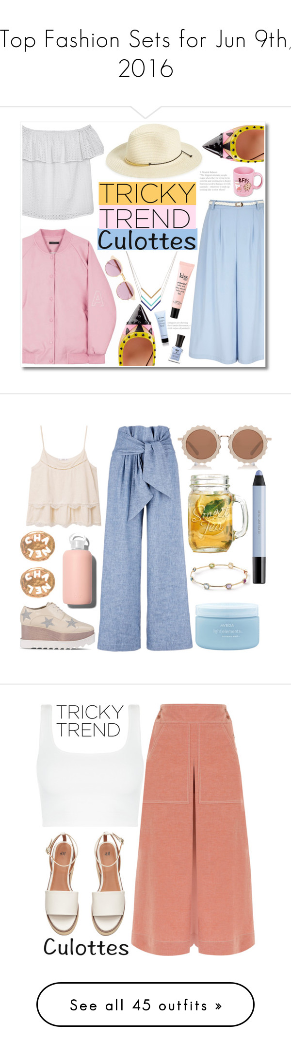 """""""Top Fashion Sets for Jun 9th, 2016"""" by polyvore ❤ liked on Polyvore featuring Yumi, Olive + Oak, Phase 3, Geranium, Fendi, philosophy, Defy & Inspire, Sheriff&Cherry, Suck and Givenchy"""