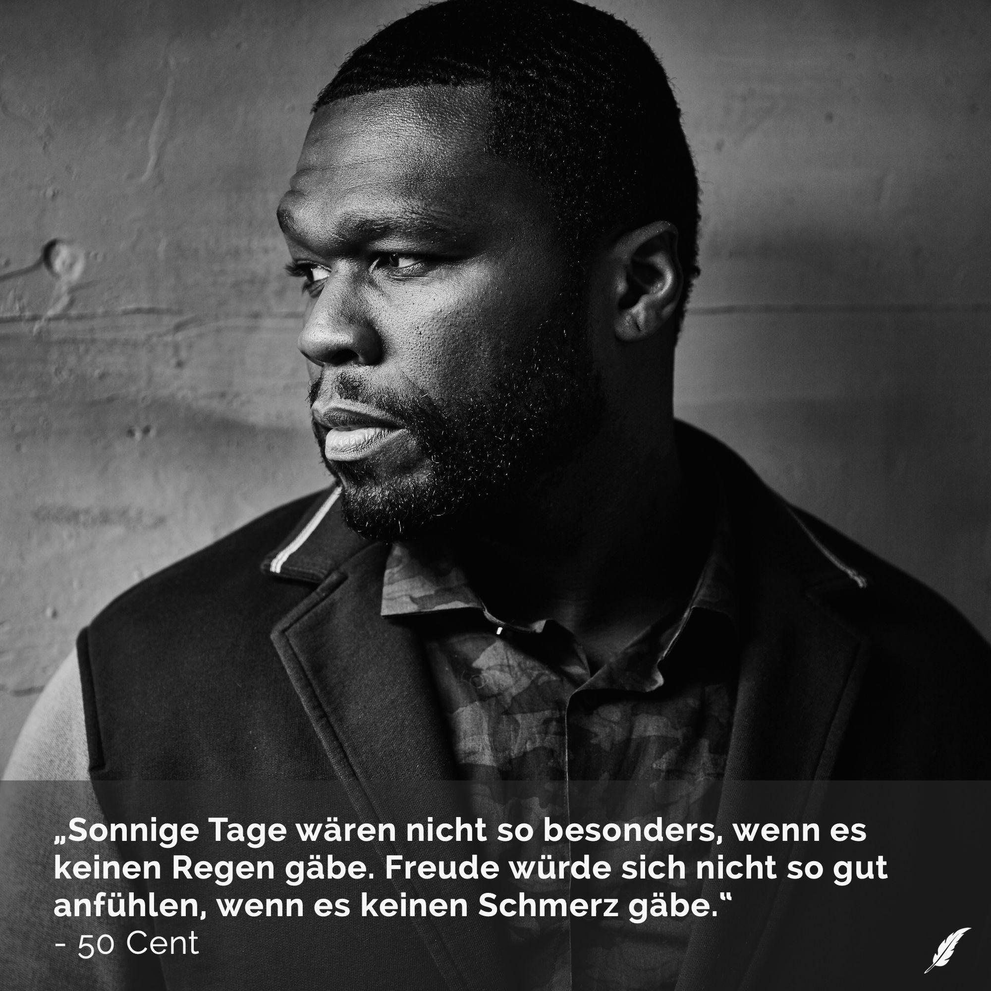 50 Cent Ist Nicht Nur Ein Berühmter Rapper Sondern Auch