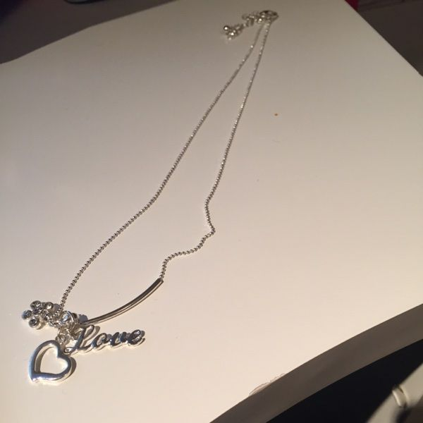 For Sale: Love Necklace for $10