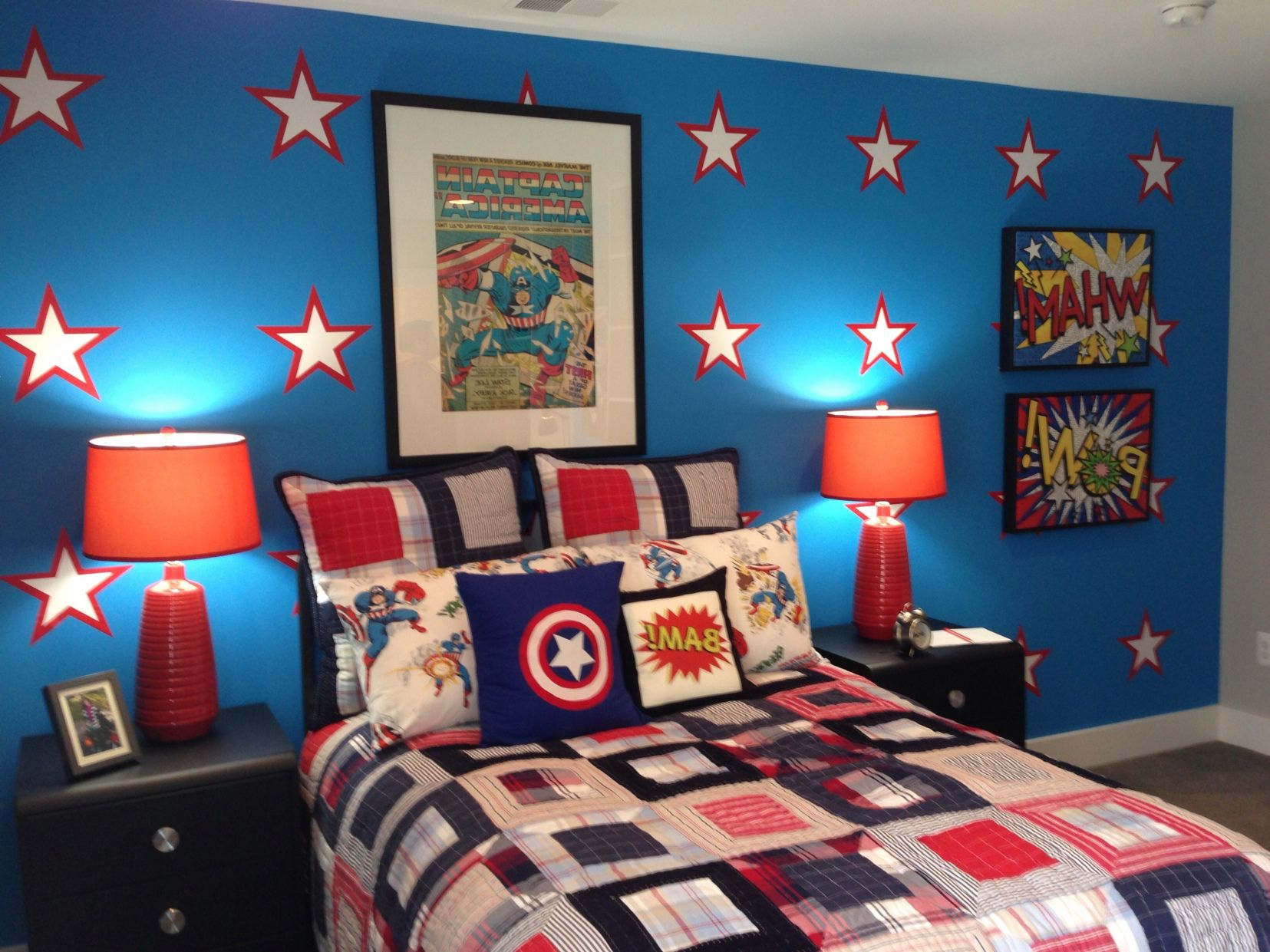 Attractive 20+ Superhero Kids Room   Vanity Ideas For Bedroom Check More At Http:/