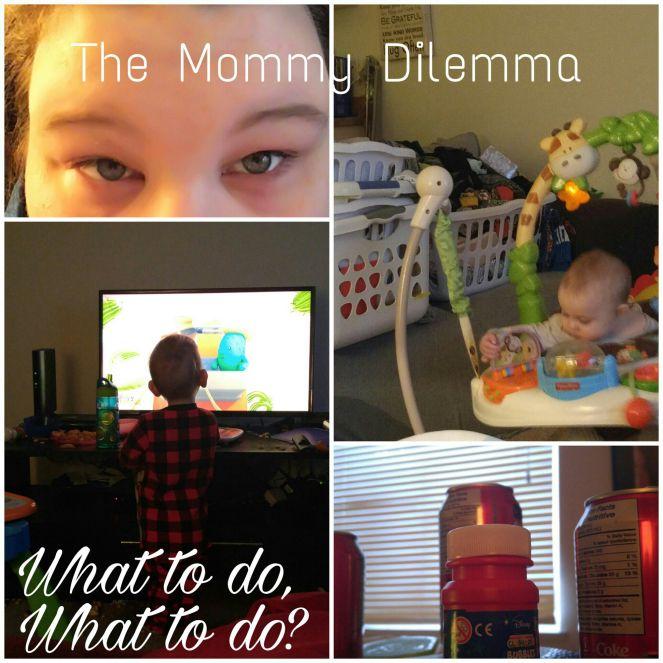 The Mommy Dilemma – Our Preemie Family