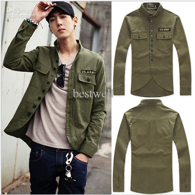 badge-military-style-jacket-fashion-men-s.jpg (745×745) | Одежда ...