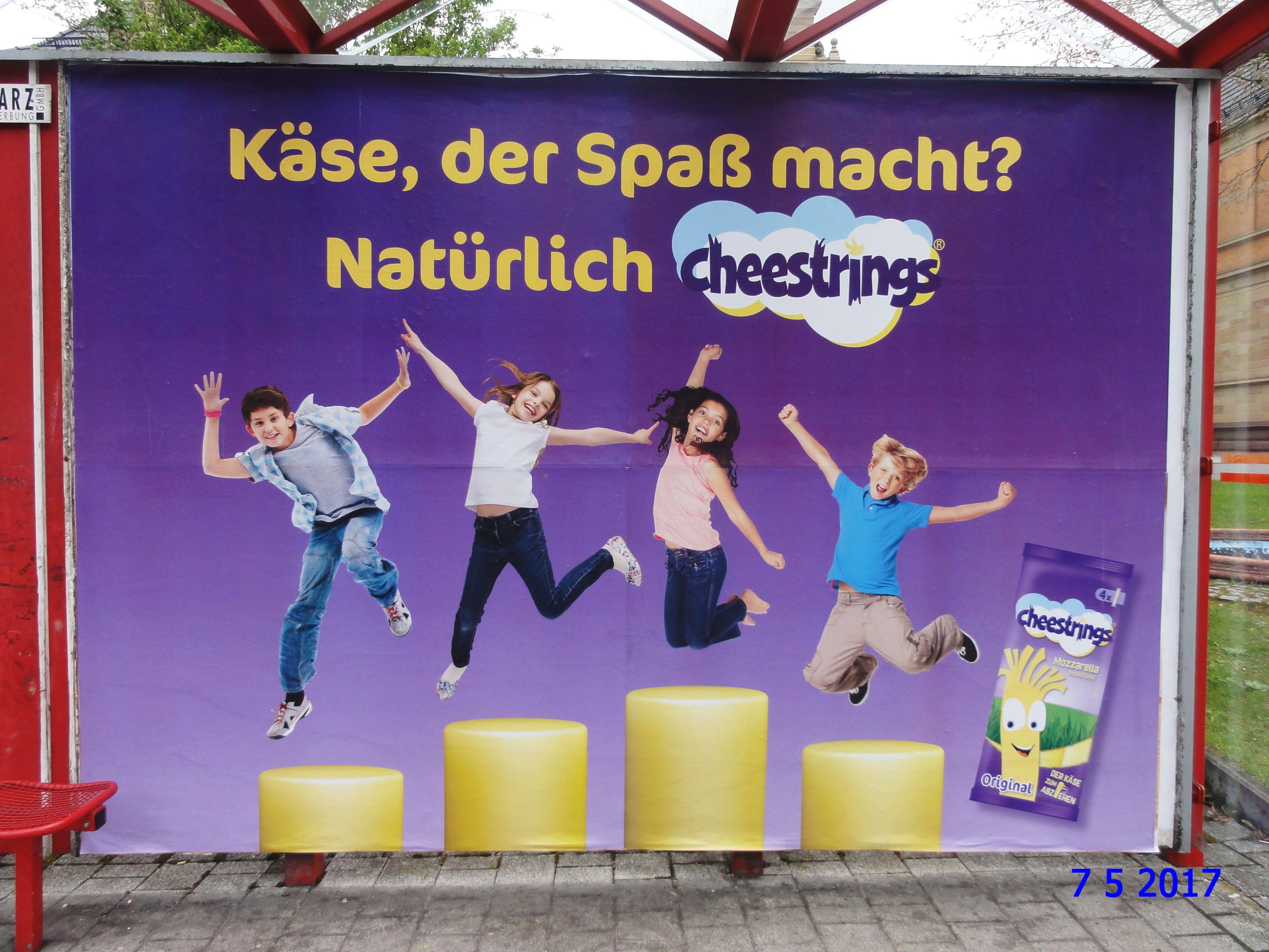 1154. - Plakat in Stockach. / 07.05.2017./