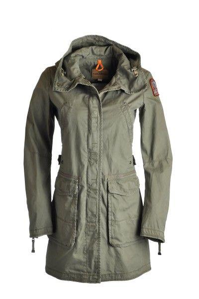 de85cc05 Parajumpers: flea market MARINA - WOMAN | Character clothes and gear ...
