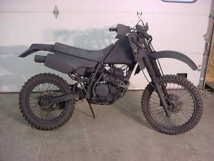Dirt Bike Military Motorcycle Dual Sport Motorcycle Motorcycle