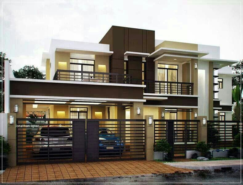 Outlook Home House Landscape Modern House Design Y House