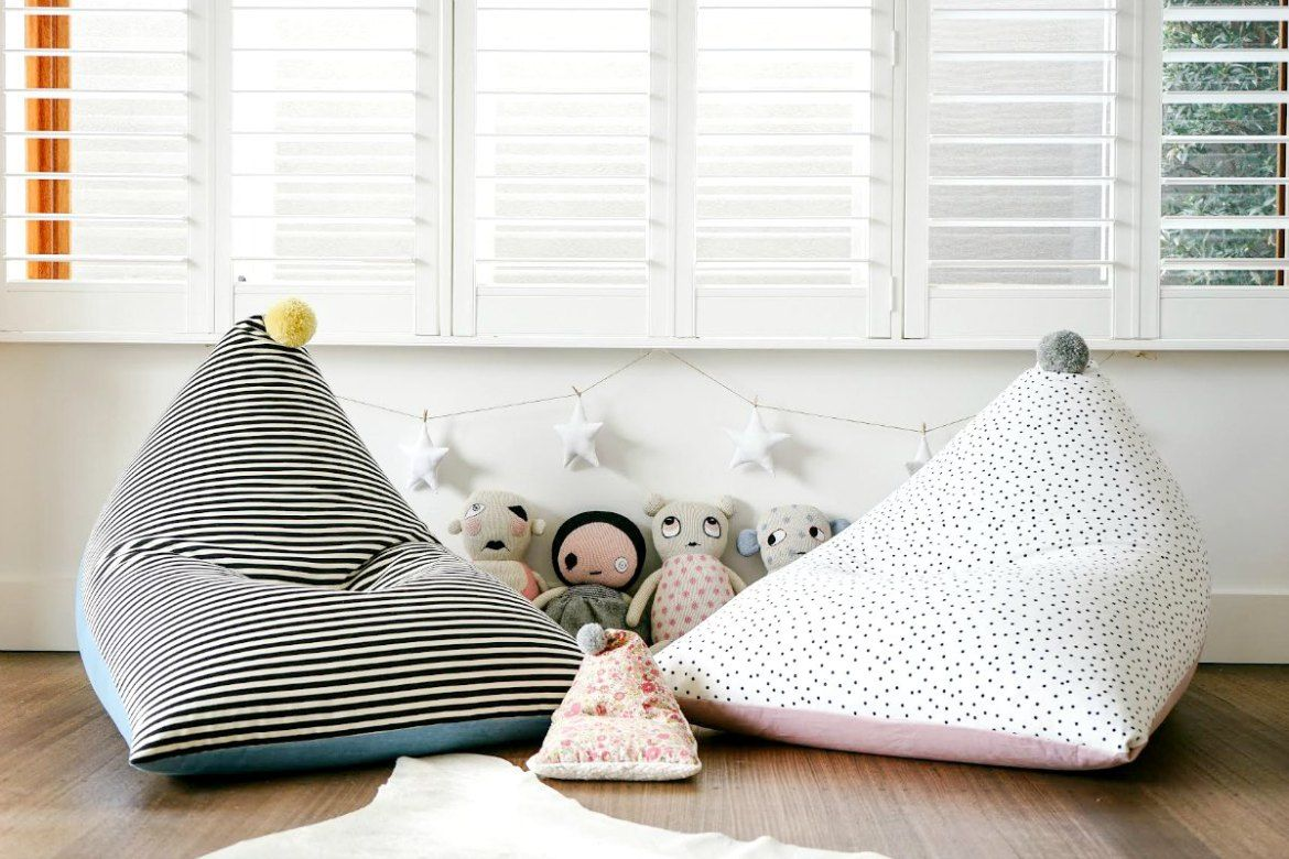 Kids beanbags like youuve never seen them before kids bedrooms