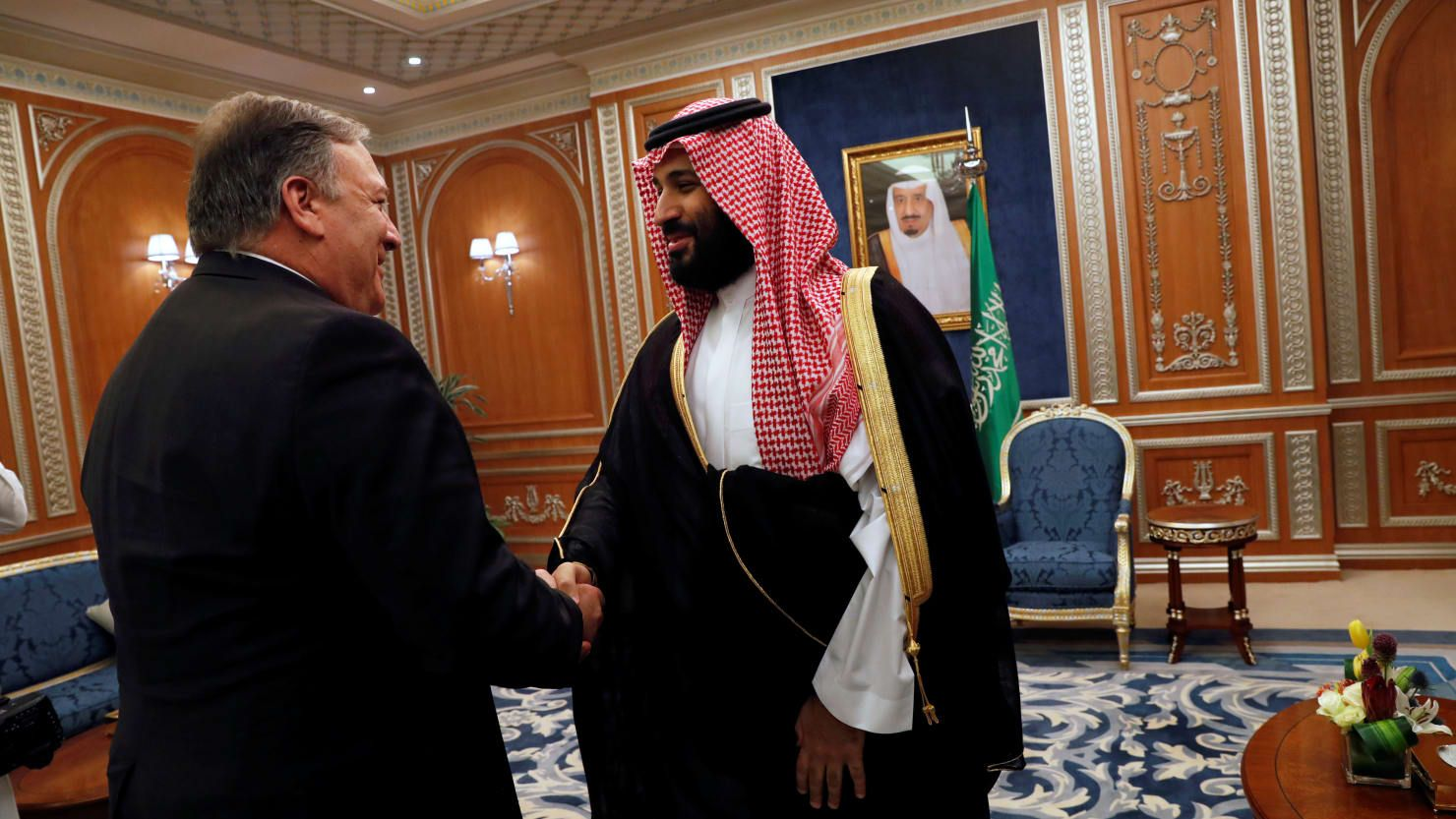 Pompeo Saudis Didn T Want To Talk Facts About Khashoggi Case