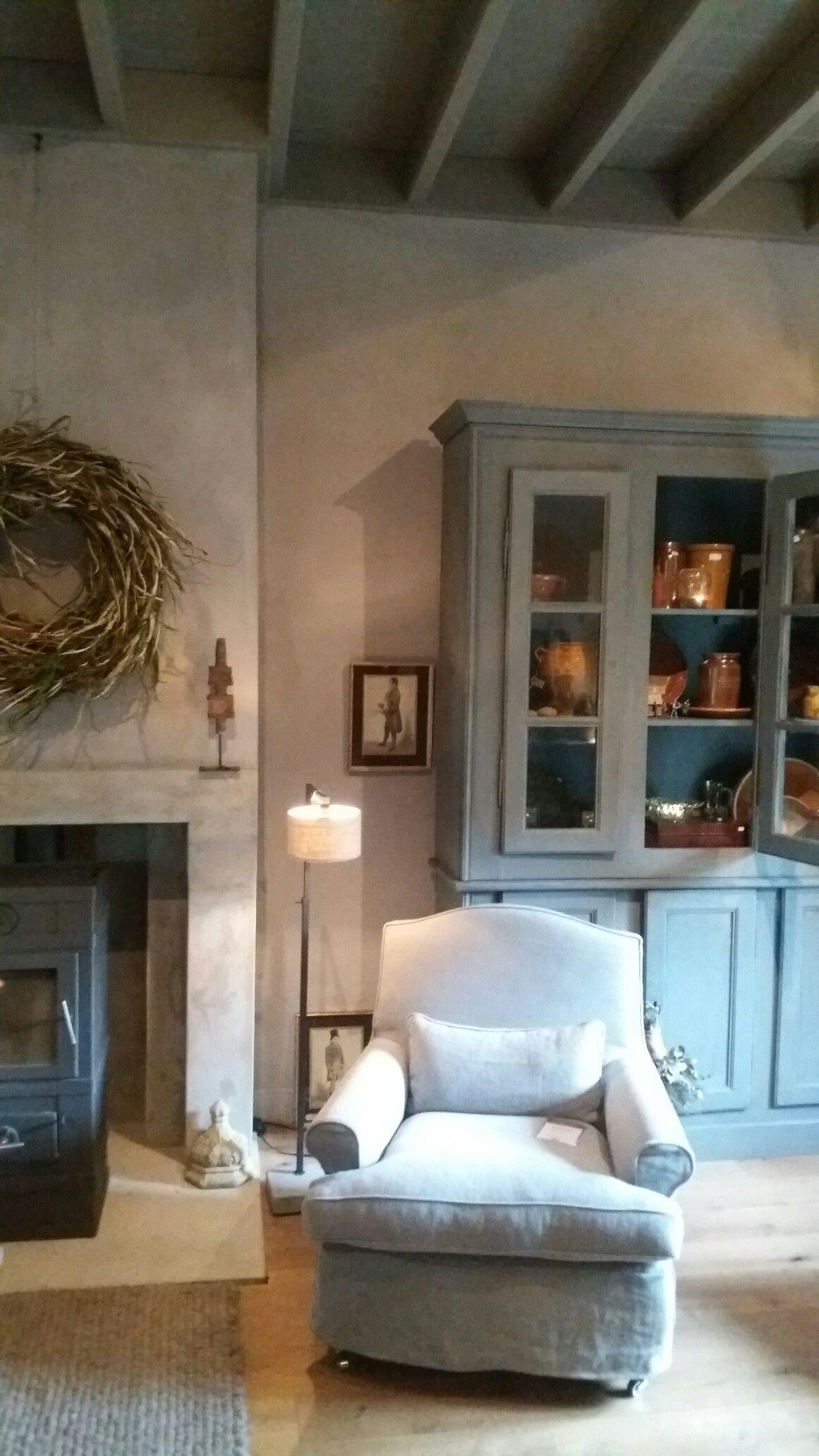 Mijn ultieme woonkamer! Alles perfect. De Potstal!~ Style By Gj ...