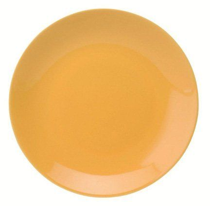 Apilco Culinaire Couleur Yellow Dessert Plate 8.3 in by Apilco. $22.00. All Apilco porcelain dinnerware is made in France. These dishes are versatile enough ...  sc 1 st  Pinterest & Apilco Culinaire Couleur Yellow Dessert Plate 8.3 in by Apilco ...