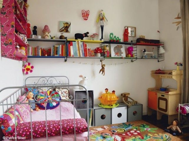 Chambre enfant vintage | Girls Room | Pinterest | Chambre enfant ...