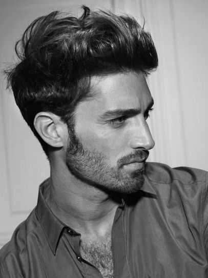 Top 15 Modern Hairstyles For Men - Men\u0027s Hairstyles Hair - Peinados Modernos Para Hombres