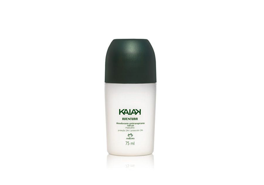 Desodorante Antitranspirante Roll-on Kaiak Aventura - 75ml
