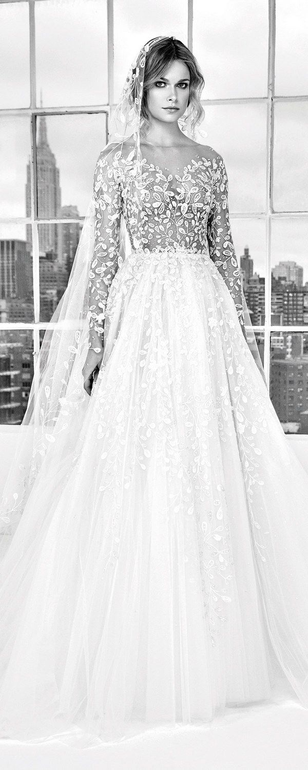 The best wedding dresses from bridal designers zuhair