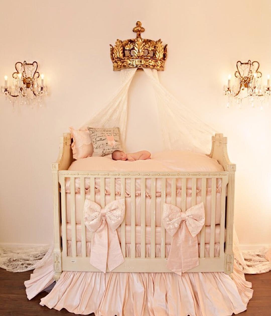 Pin By Sir Samuel Top Youtube Home On B A B Y S Baby Girl Room Girl Nursery Room Princess Nursery