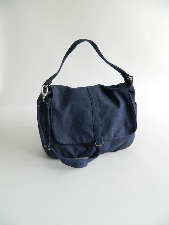 Navy Blue Zipper diaper bag 74982f483b511
