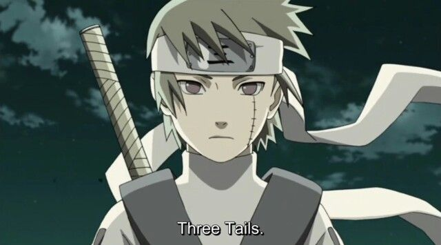 Three Tale Yagura | Naruto | Pinterest | Naruto, Boruto ... Yagura Three Tails