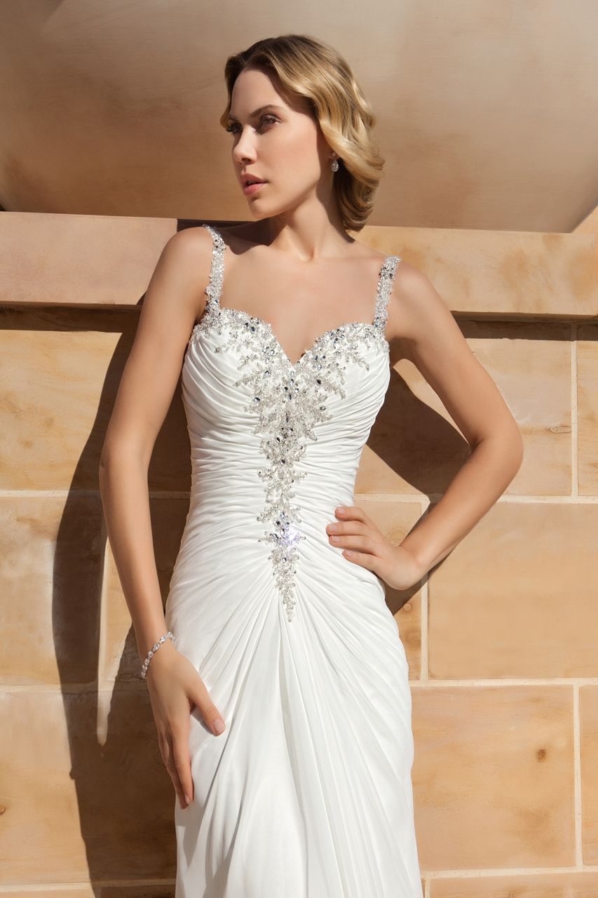 Wedding gown gallery romance destinations and gowns