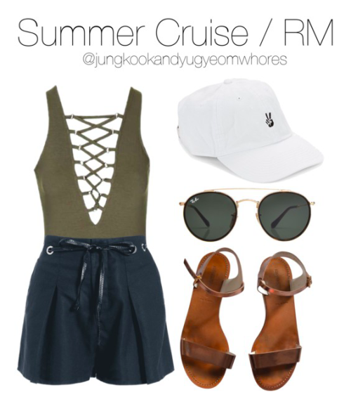 Angels & Devils  — BTS Outfits Summer Cruise With Them - Admin Kath #summercruiseoutfits