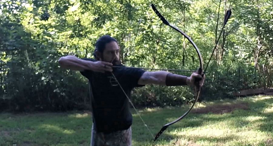 Easily Build Your Own Bow with This Bamboo Horse Bow Kit