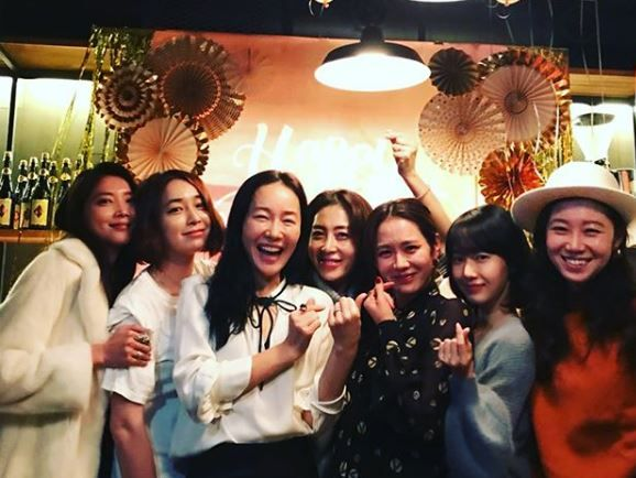 [Lily's Take] Top Actresses Attend Son Ye-jin's Birthday Party #jinbirthday