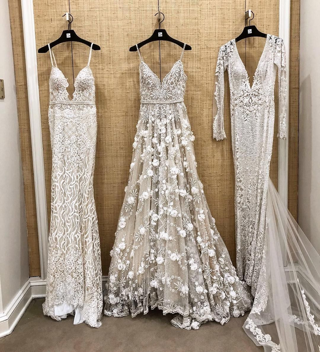 Saks Wedding Gowns: How Gorgeous Which One Do You Like Better? Gowns By @berta