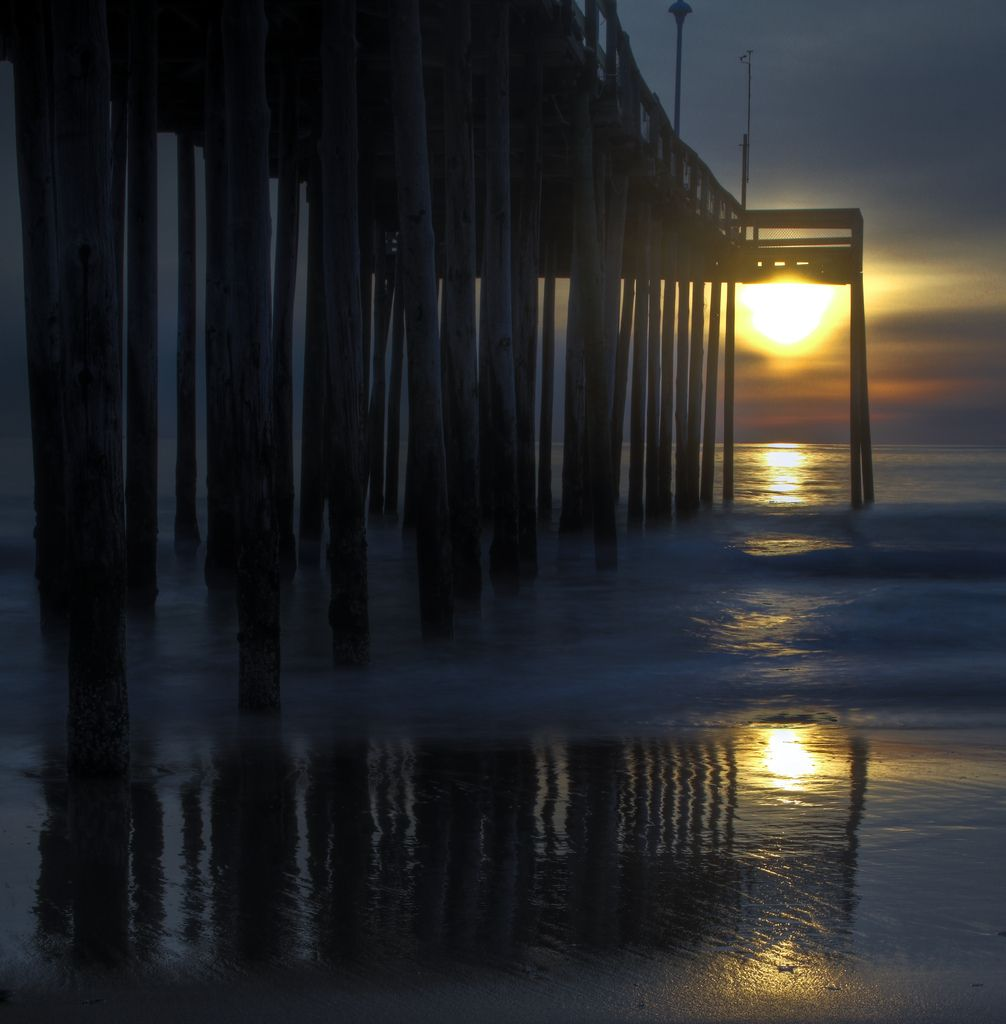 Ocean City, Maryland, USA oc pier (by M Zappano)