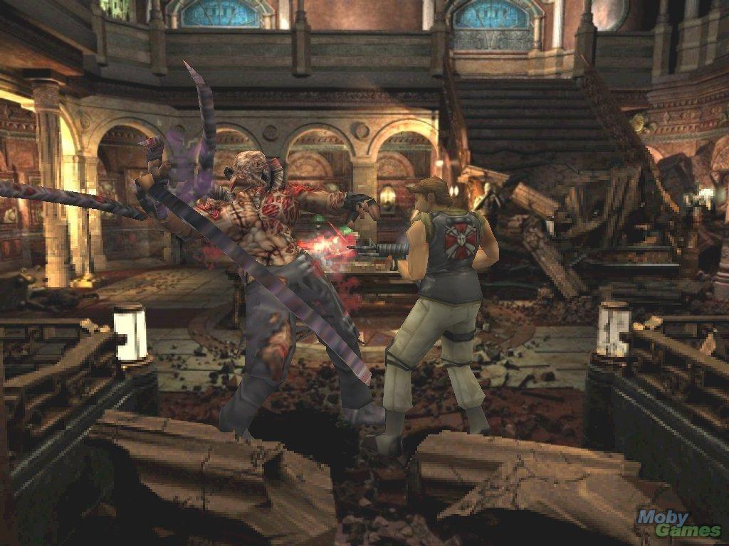 Resident Evil 3: Nemesis - (REDUMP) Screenshots • Sony Playstation