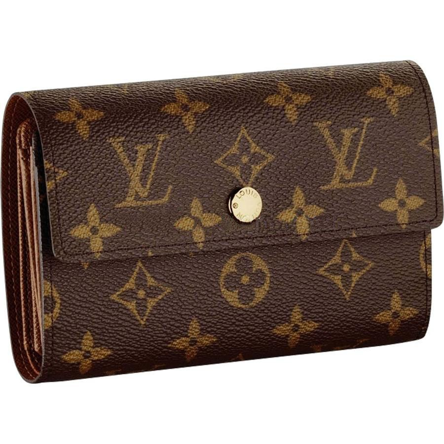 best service 2d9e2 0e01b Louis Vuitton M60047 Wallet Alexandra Wallets Brown | purses ...