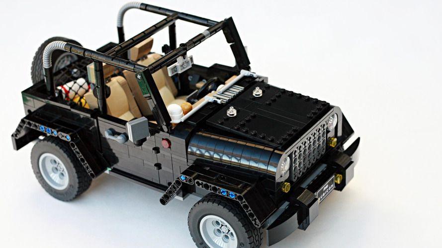 Lego Jeep Wrangler Rubicon Build Proposal Needs To Be Approved Jeep Wrangler Rubicon Wrangler Rubicon Jeep Wrangler