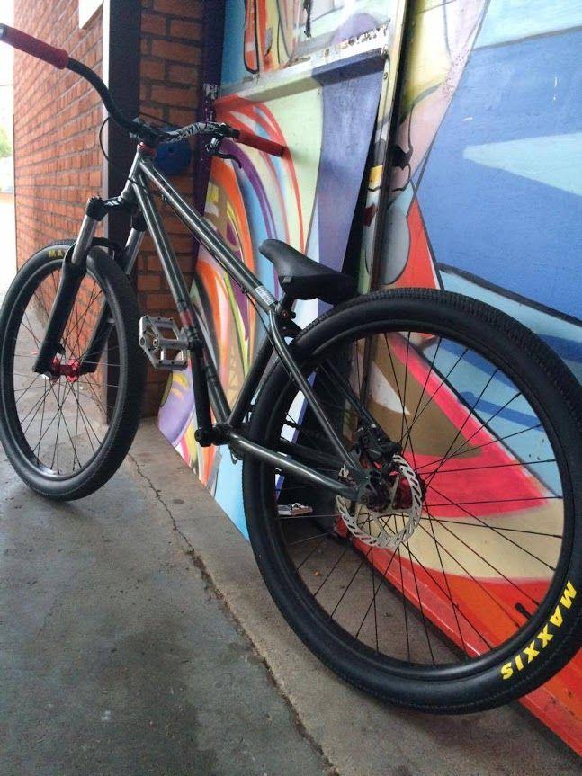 fb4768fa792 radio bike co griffin dirt jumper bike check Push Bikes, Bmx Bikes, Road  Bikes