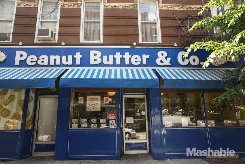 kr: PB & Haaaaay, girl. --Hottest Food Trends in NYC.