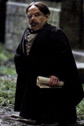 Harry Potter Saga Professor Flitwick Flitwick Harry Potter Professor Flitwick