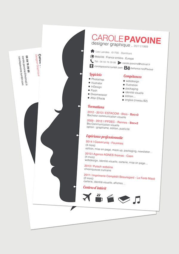 Pin By Héloïse Dung On Work Resume Resume Resume Design