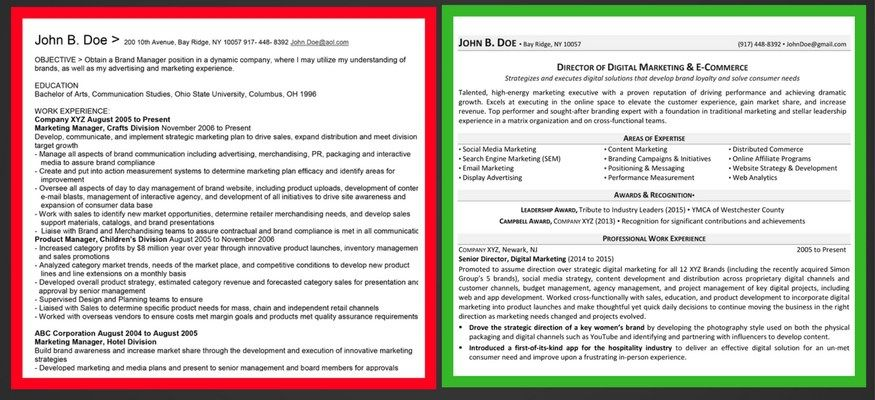 Best Resume Template 9 Ways to Update Your Resume (With