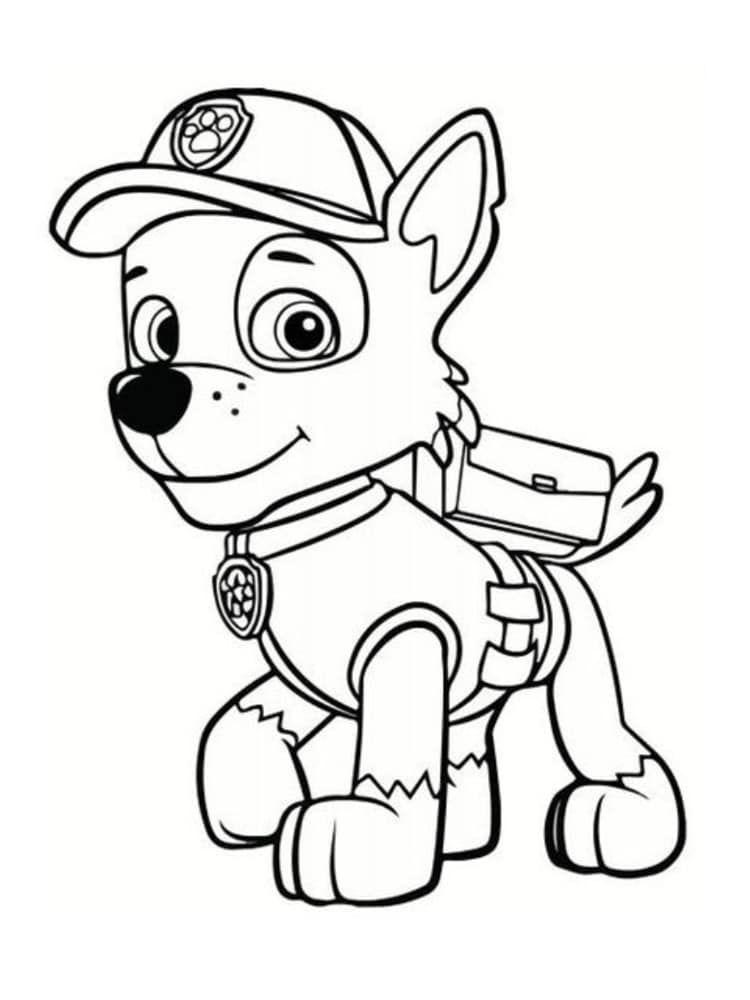 paw patrol malvorlagen 30 zeichnungen zum kostenlosen