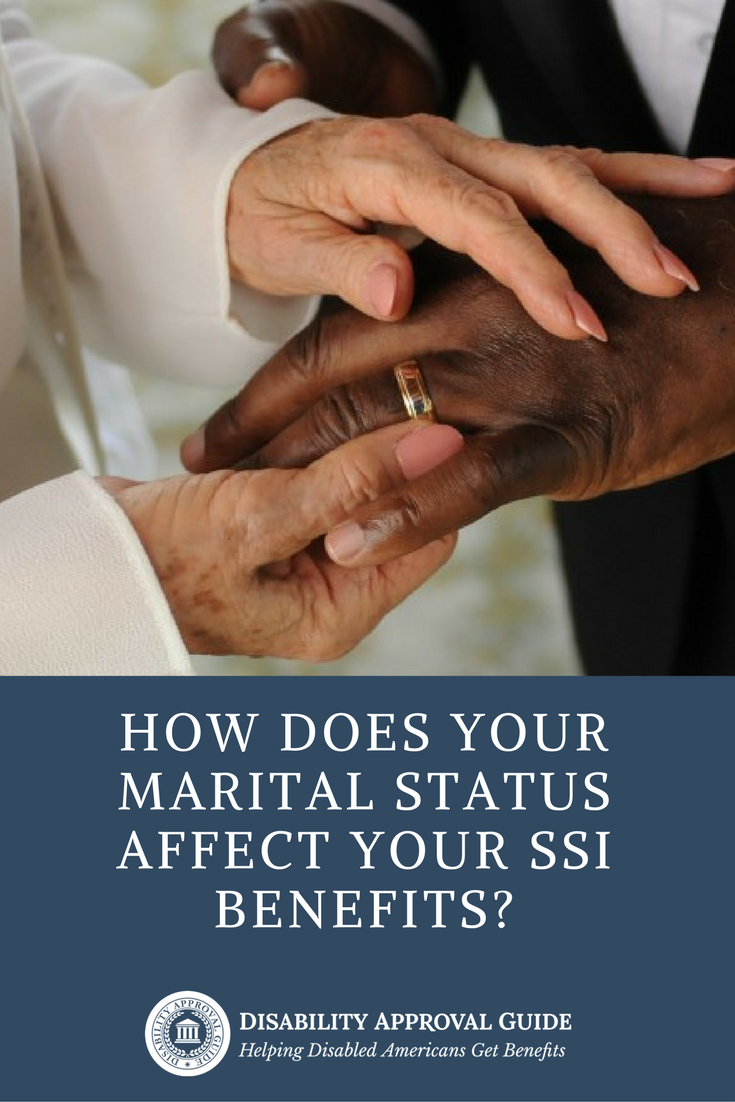 Ssi benefits and marriage