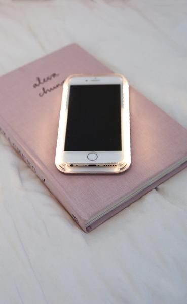 💕 light up selfie lighting iphone cover in rose gold - 6 💕 in 2019 ... e270f728b