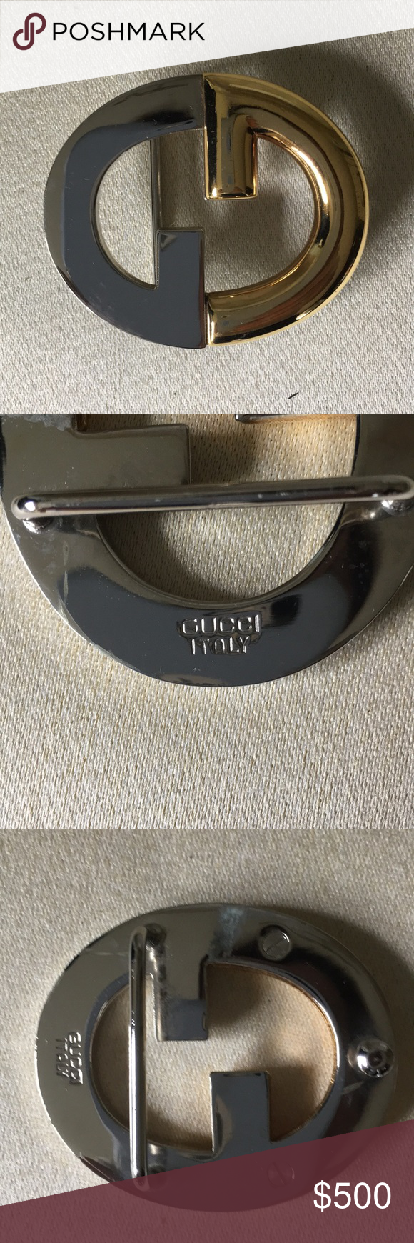 309b70b2497 Spotted while shopping on Poshmark  Gucci Belt Buckle!  poshmark  fashion   shopping  style  Gucci  Accessories