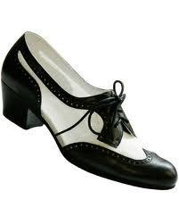 black oxford shoes?