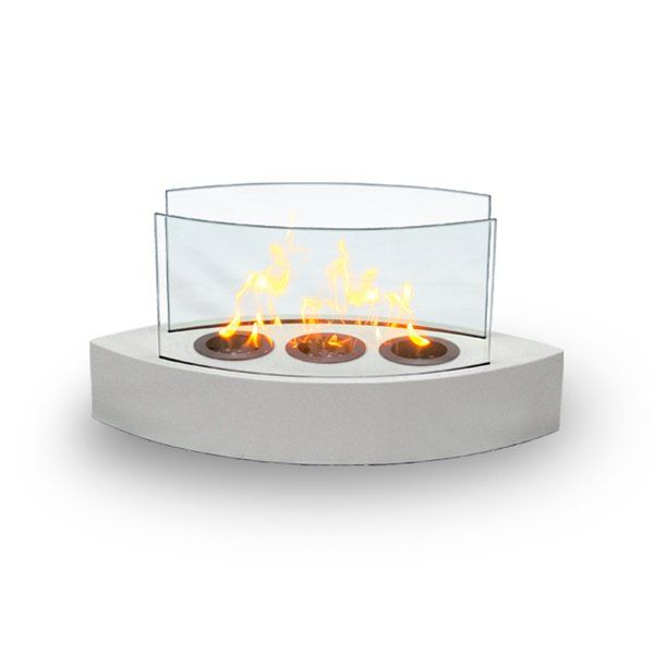 tabletop fireplace   Dream Home   Pinterest   Portable table ...