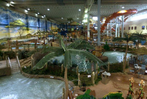 Indoor Waterpark Fun On Pinterest Water Parks Maui And
